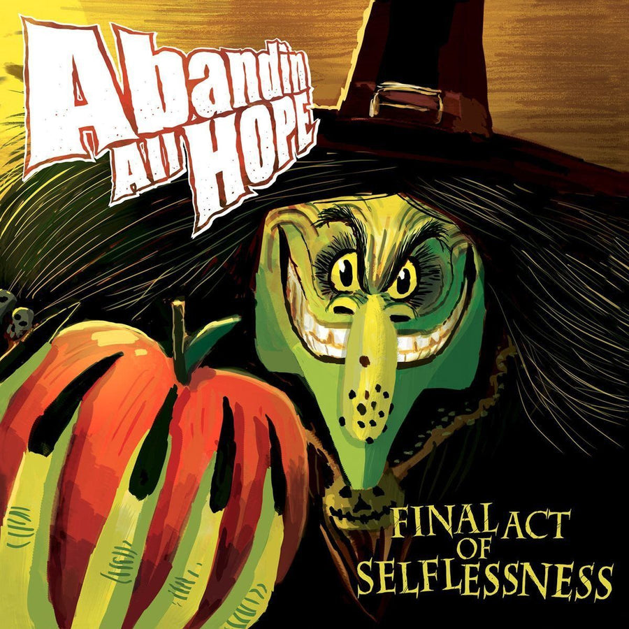 Abandin All Hope - Final Act Of SelflessnessVinyl