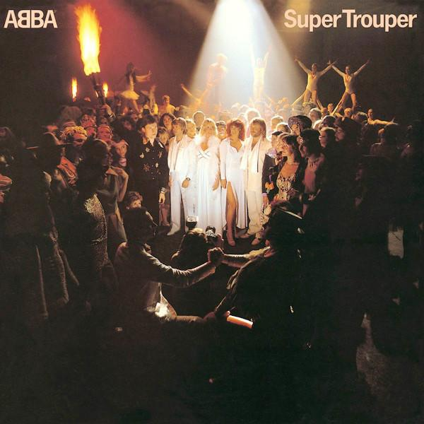 ABBA - Super Trouper (Reissue, Remastered)Vinyl