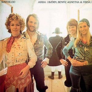 ABBA - Waterloo (Reissue, Remastered)Vinyl