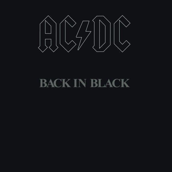 AC/DC - Back In Black (180 gram)Vinyl