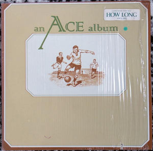 Ace - An Ace Album (LP, Album, Sa, Used)Used Records
