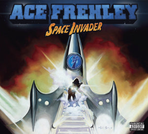 Ace Frehley - Space Invader (2LP, Limited Edition, Picture Disc, Reissue)Vinyl