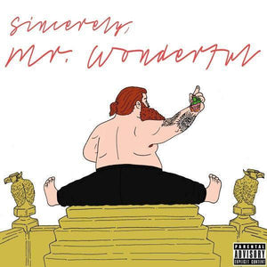 Action Bronson - Mr Wonderful (+CD)Vinyl