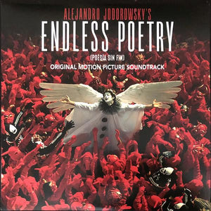 Adan Jodorowsky - Endless Poetry - Original Motion Picture SoundtrackVinyl