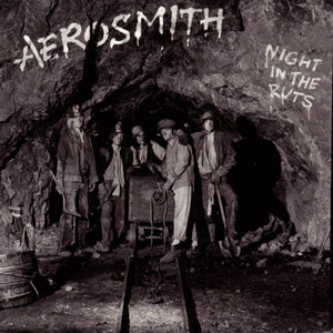 Aerosmith - Night In The Ruts (Numbered, Reissue, Remastered)Vinyl