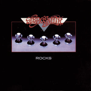 Aerosmith - Rocks (Numbered, Reissue, Remastered)Vinyl