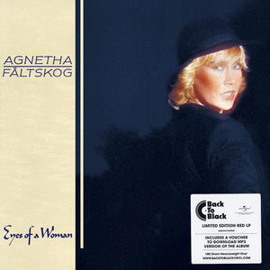 Agnetha Fältskog - Eyes Of A Woman (Limited Edition, Reissue)Vinyl
