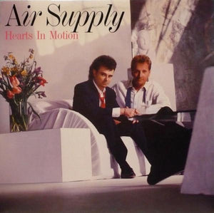 Air Supply - Hearts In Motion (LP, Album, Used)Used Records