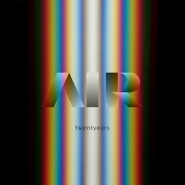 AIR - Twentyears (2LP)Vinyl