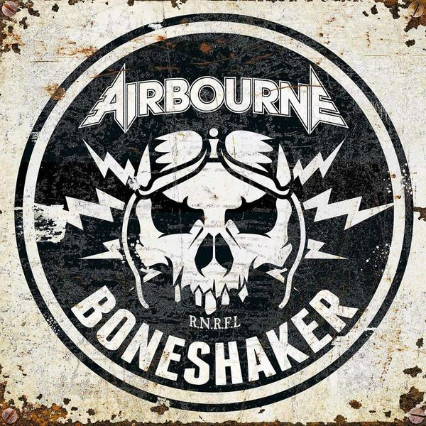 Airbourne - Boneshaker (Limited Edition)Vinyl