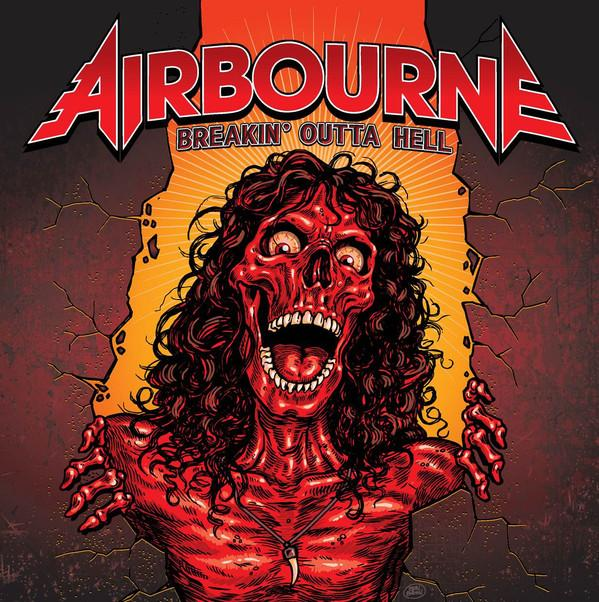 Airbourne - Breakin' Outta HellVinyl