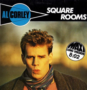 "Al Corley - Square Rooms (12"", Used)Used Records"