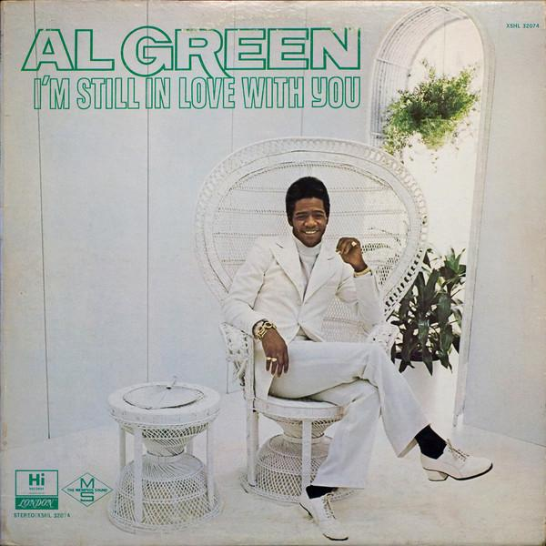 Al Green - I'm Still In Love With You (LP, Album, Used)Used Records