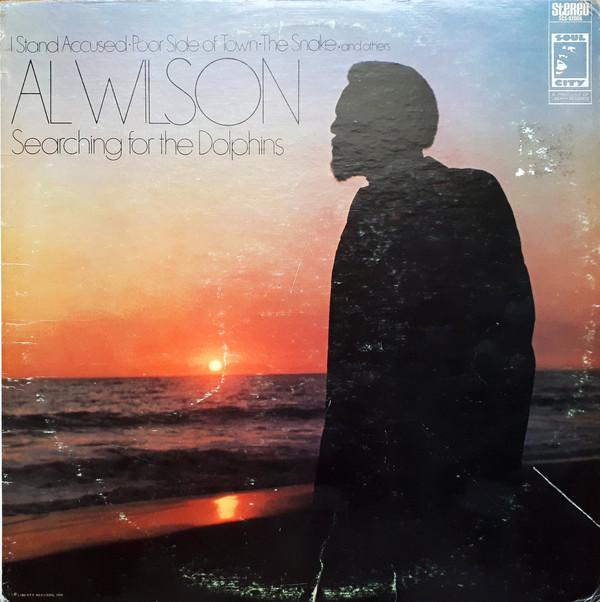 Al Wilson - Searching For The Dolphins (LP, Album, Res, Used)Used Records
