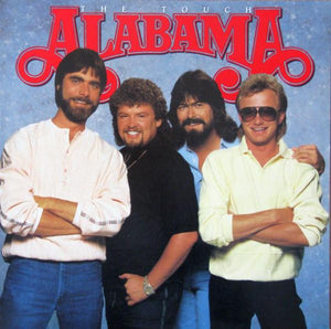 Alabama - The Touch (LP, Album, Used)Used Records