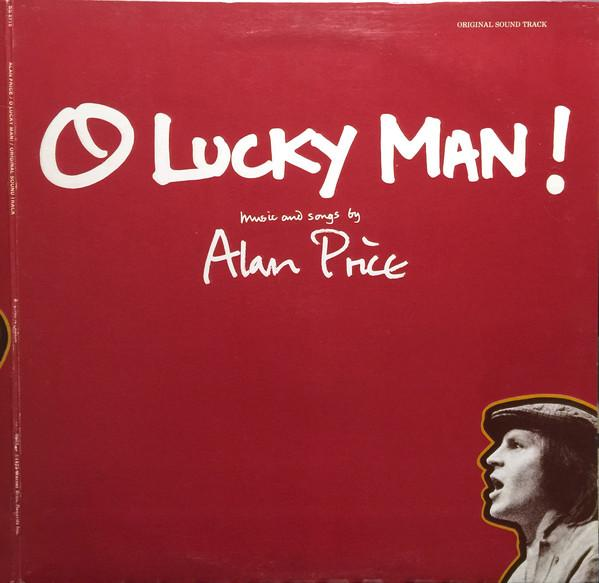 Alan Price - O Lucky Man! - Original Soundtrack (LP, Album, Used)Used Records