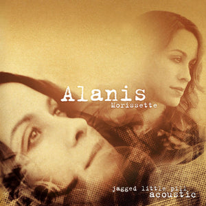 Alanis Morissette - Jagged Little Pill Acoustic (2LP)Vinyl