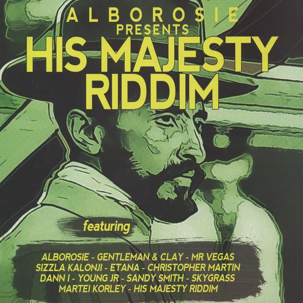 Alborosie - His Majesty RiddimVinyl