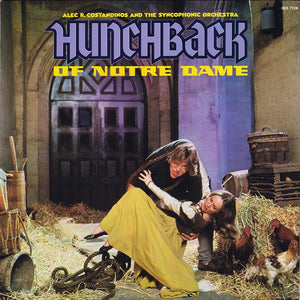 Alec R. Costandinos - The Hunchback Of Notre Dame (LP, Album, Used)Used Records