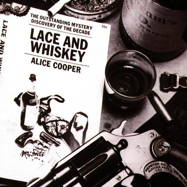 Alice Cooper – Lace and WhiskeyVinyl