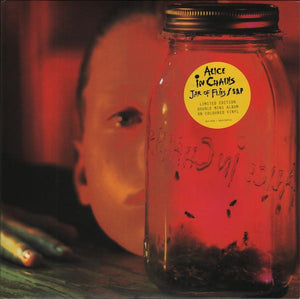Alice In Chains - Jar Of Flies / Sap (2LP, Single Sided, Etched, Reissue)Vinyl