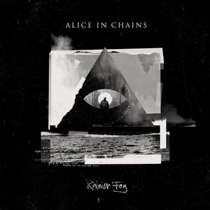 Alice In Chains - Rainier Fog (2LP, Single Sided, Etched)Vinyl