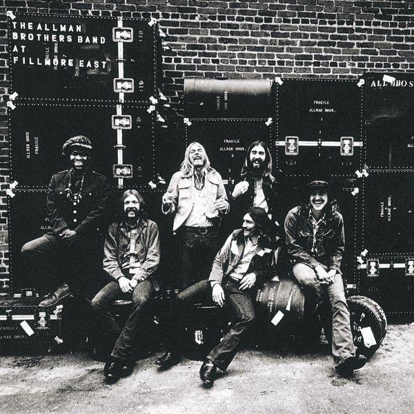 Allman Brothers Band, The - The Allman Brothers Band At Fillmore East (2LP, 180 gram)Vinyl