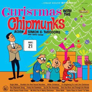 Alvin, Simon And Theodore With David Seville - Christmas With The Chipmunks (Reissue)Vinyl