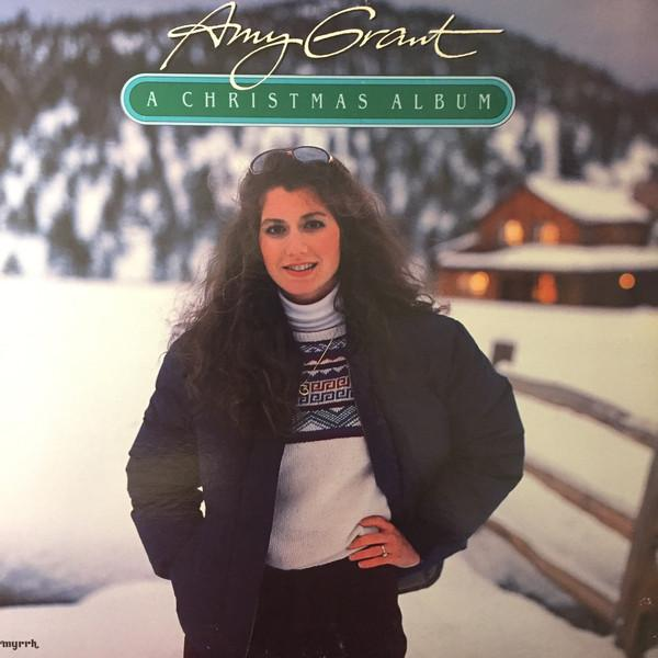 Amy Grant - A Christmas Album (LP, Album, Used)Used Records