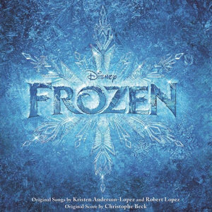 Anderson-Lopez, Kristen And Robert Lopez - Songs From Frozen (Picture Disc, Soundtrack)Vinyl