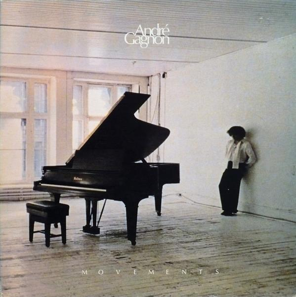 André Gagnon - Movements (LP, Album, Used)Used Records