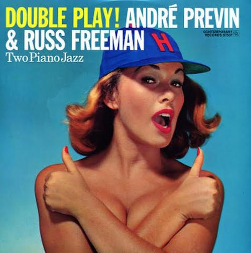 André Previn & Russ Freeman - Double Play!Vinyl