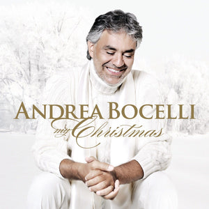 Andrea Bocelli - My Christmas (2LP, Remastered)Vinyl