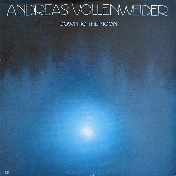 Andreas Vollenweider - Down To The Moon (LP, Album, Used)Used Records