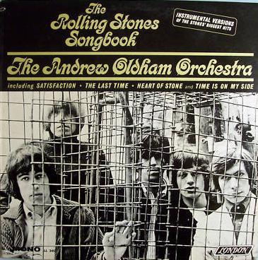 Andrew Loog Oldham Orchestra - The Rolling Stones Songbook (LP, Album, Mono, Used)Used Records