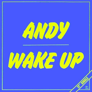 "Andy - Wake Up (12"", Used)Used Records"