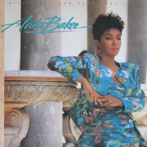Anita Baker - Giving You The Best That I Got (LP, Album, Used)Used Records