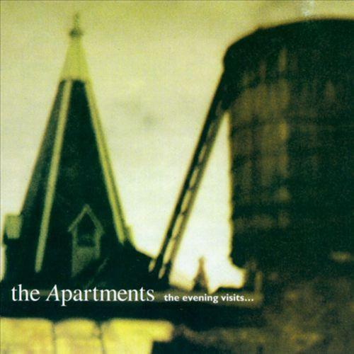 Apartments, The - The Evening Visits....And Stays For Years (2LP)Vinyl