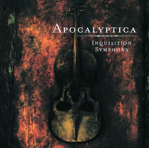 Apocalyptica - Inquisition Symphony (180 gram, Limited Edition, Numbered, Yellow Vinyl, Reissue) Vinyl Music on Vinyl