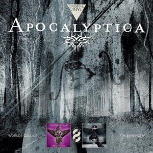 Apocalyptica - Worlds Collide / 7th Symphony (2LP, Reissue)Vinyl