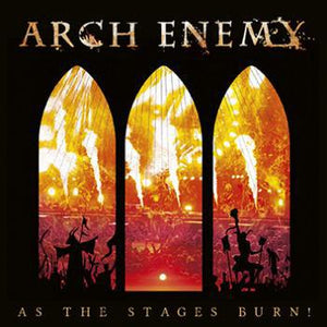 Arch Enemy - As The Stages Burn! (2LP, Limited Edition, +DVD)Vinyl
