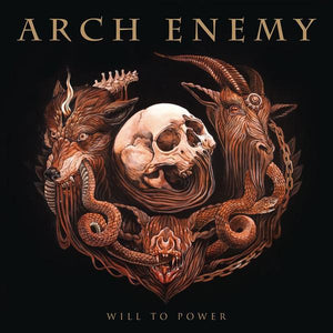 Arch Enemy - Will To Power (Reissue, +CD)Vinyl