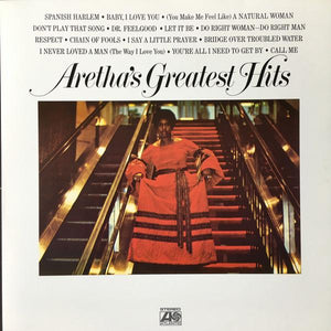Aretha Franklin - Aretha's Greatest Hits (Reissue)Vinyl