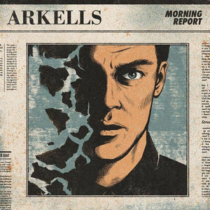 Arkells - Morning Report (180 gram)Vinyl