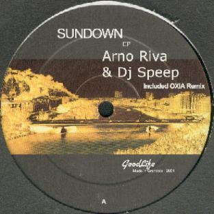 "Arno Riva - Sundown EP (12"", EP, Used)Used Records"