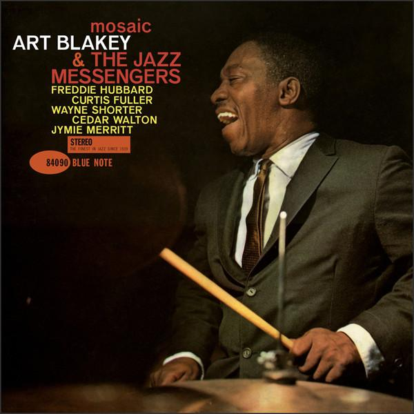 Art Blakey & The Jazz Messengers - Mosaic (Reissue, Stereo)Vinyl