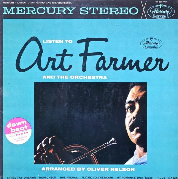 Art Farmer - Listen To Art Farmer And The Orchestra (LP, Album, Used)Used Records