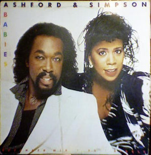 "Ashford & Simpson - Babies (12"", Single, Used)Used Records"