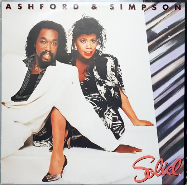 Ashford & Simpson - Solid (LP, Album, Used) Used Records Capitol Records