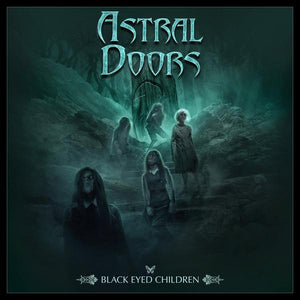 Astral Doors - Black Eyed ChildrenVinyl